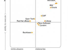 2010 Magic Quadrant for Horizontal Portals