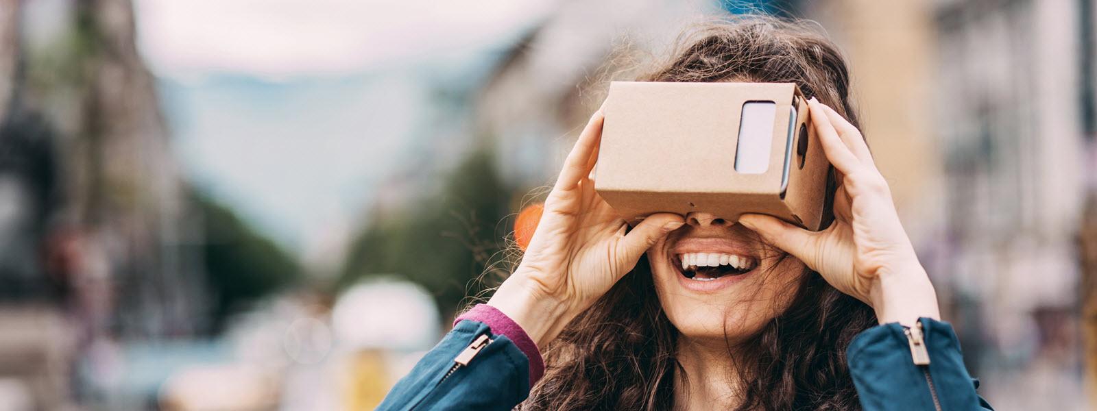 augmented reality, virtual reality, AR, VR
