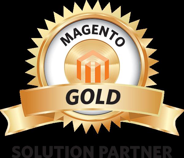 Magento Gold Solution Partner