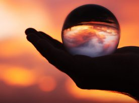 crystal ball, future