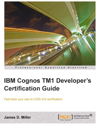 ibm cognos tm1 certification data analytics