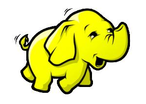 A little stuffed animal called Hadoop
