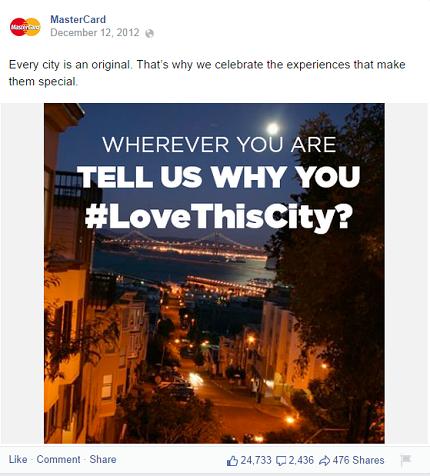 #LoveThisCity