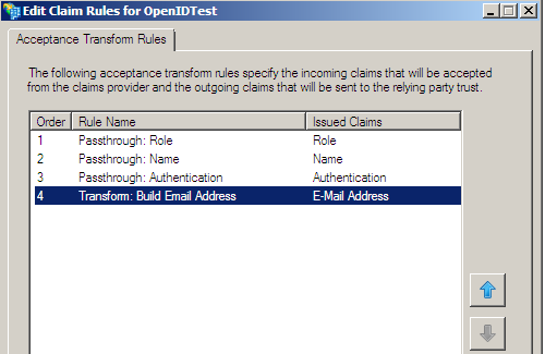 Adding an OpenID Claims Provider for AD FS 2 0 to Extend