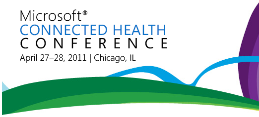 Microsoft Connected Health Conference 2011