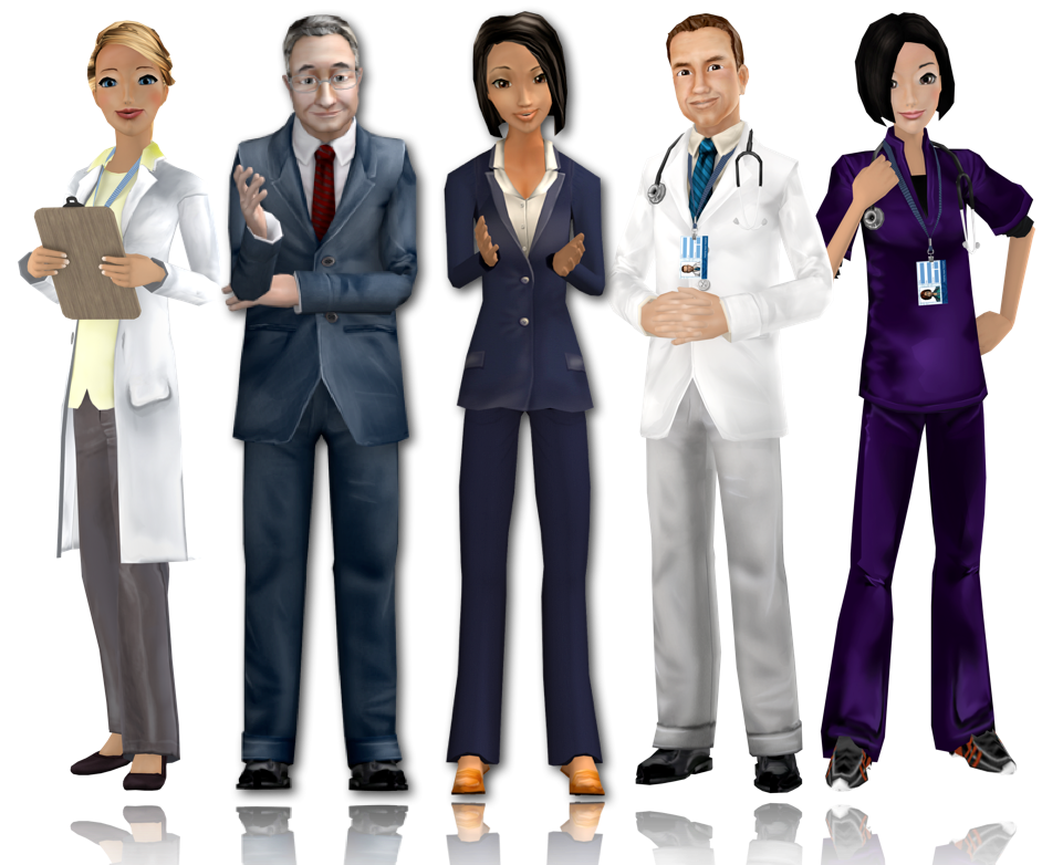 Multi_Character_with_Medical