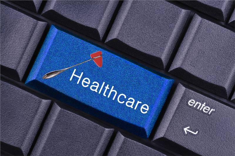 healthcare keyboard