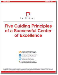 Guiding principles of successful websites example