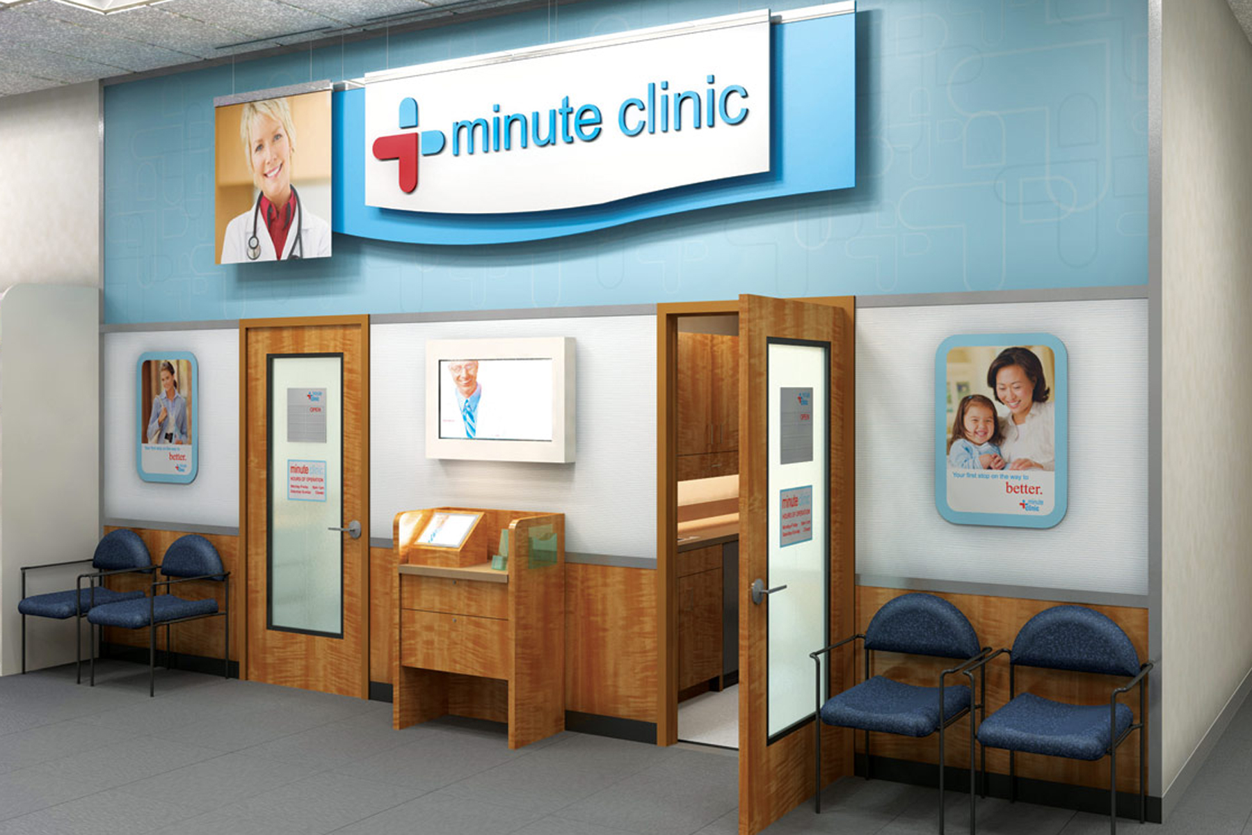 A Dose Of Technology At Cvs Minuteclinic