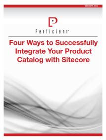 Sitecore Product Catalog